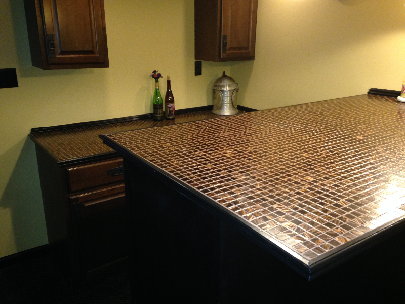 Tile Bartop 171 P K Builders Lehigh Valley Builders Amp Home