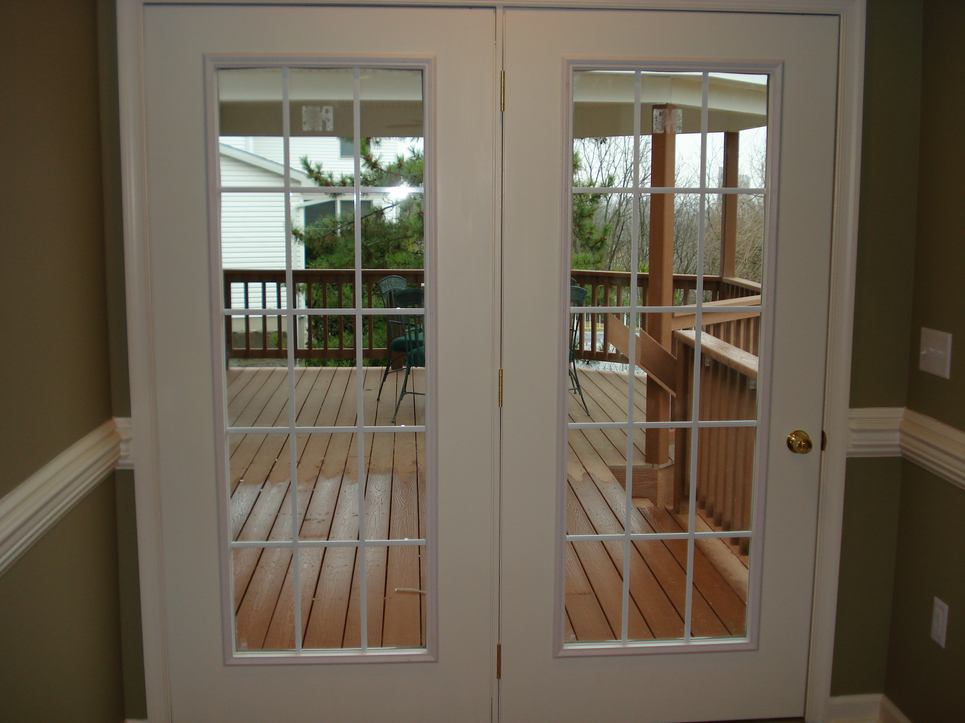 Interior french doors interior french doors replacement grids for Replacement french doors