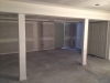 Drywall basement