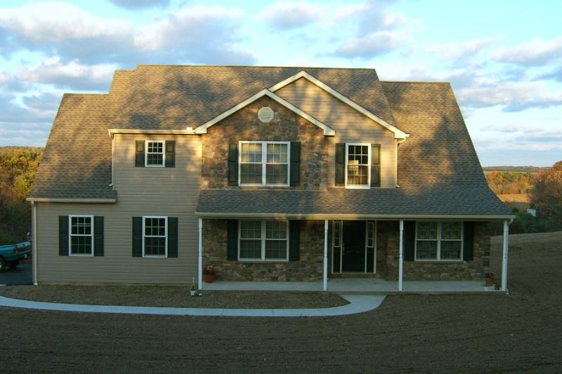 Roofing & Siding « P/K Builders – Lehigh Valley Builders ...