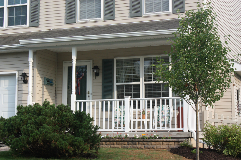 Small Front Porch Railing