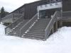 20\' wide steps