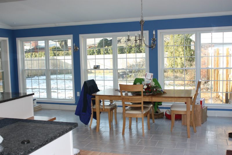 Sunroom Windows · Carriage Garage Door
