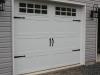 Carriage garage door