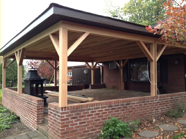 Cedar Porch